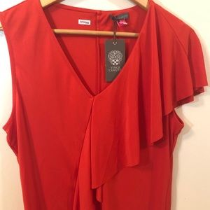 💝Vince camuto Sleeveless blouse